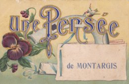 Montargis : Une Pensée De Montargis - Montargis