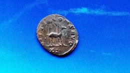 GALLIENUS (253-268) Antoninian Rom 267/268 GAZELLE - 5. Der Soldatenkaiser (die Militärkrise) (235 / 284)