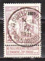 94  Caritas Surchargé 1911 - Bonne Valeur - Oblit. Centrale - LOOK!!!! - 1910-1911 Caritas