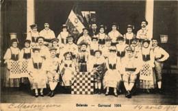 Ostende - Carnaval 1904 - Oostende