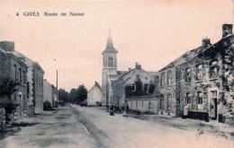 Huy - Gives - Route De Namur - Edit. Laflotte  N° 4 - Hoei