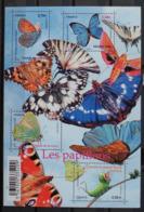 Butterflies Papillons Schmetterlinge Frankreich France 2010 / ** MNH - Schmetterlinge