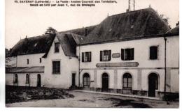 Loire Atlantique : Savenay : La Poste - Savenay