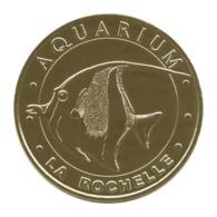 Monnaie De Paris , 2018 , La Rochelle , Aquarium , Zanclus Cornutus - Monnaie De Paris