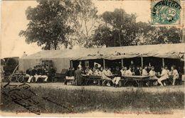 CPA Militaire, Camp De Chalons (277486) - Barracks