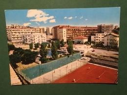 Cartolina Catanzaro - Rione Pontepiccolo - Impianti Sportivi - 1975 - Catanzaro