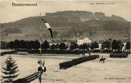 CPA Militaire, Remiremont (277782) - Guerra 1914-18