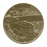 Monnaie De Paris , 2018 , Cherbourg , Cité De La Mer , Le Redoutable S611 - Monnaie De Paris