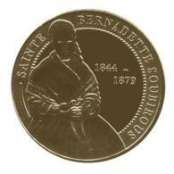 Monnaie De Paris , 2016 , Lourdes , Sainte Bernadette Soubirous , 1844-1879 - Monnaie De Paris