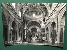 Cartolina Potenza - Cattedrale - Interno - 1963 - Potenza