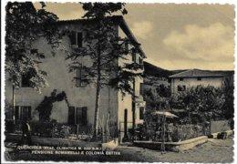 Querciola (Bologna). Pensione Romanelli E Colonia Estiva. - Bologna