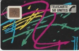FRANCE - 50 Unités - BESANCON FESTIVAL DE MUSIQUE - Télécarte Utilisée - Frankrijk