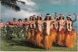 Cook Islands Traditional Dance Group - Isole Cook