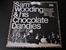 Disque 33 Tours Sam Wooding & His Chocolate Dandies - 1970 - Jazz