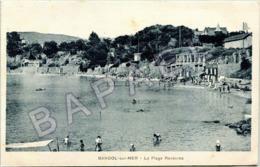 Bandol-sur-Mer (84) - La Plage Renécros - Francia