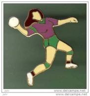 HANDBALL *** JOUEUR *** Signe PINS'UP *** 1070 - Handball