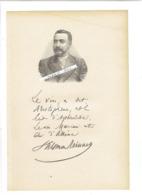 SALOMON REINACH 1858 SAINT GERMAIN LAYE 1932 BOULOGNE ARCHEOLOGUE DREYFUS PORTRAIT AUTOGRAPHE BIOGRAPHIE ALBUM MARIANI - Historical Documents