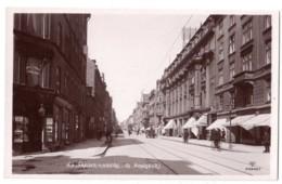 Frederiksberg - Gl. Kongevej - édit. F.F. 167 + Verso - Danemark