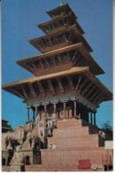 Nyatapola Temple Bhaktapur . Nepal - Nepal