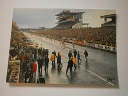 72 Le Mans, Les 24 Heures, Le Départ (GF847) - Le Mans