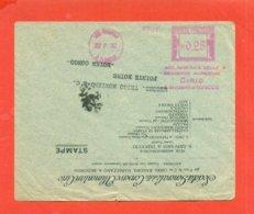 CIRIO -CONSERVE ALIMENTARI - 22/7/1930 - Affrancature Meccaniche Rosse (EMA)