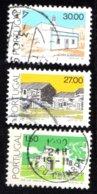 N° 1725,6,7 - 1988 - 1910-... Republic