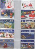 20 CARTES CARDS NOEL CHRISTMAS NATALE WEIHNACHTEN NAVIDAD - Natale