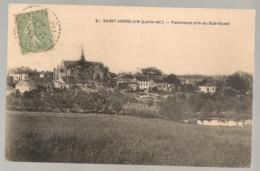 SAINT HERBLAIN  PANORAMA PRIS AU SUD OUEST  B1145 - Saint Herblain