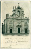 Cantù:  -  Santuario Della B.V. Dei Miracoli.  1915  . - Other Cities