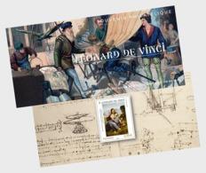 H01 France 2019 Leonardo Da Vinci PACK - Francia