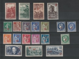 FRANCE - Lot Neuf ** - MNH - Cote: 101,15 € - Unused Stamps