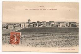 VILLESISCLE  VUE GENERALE  B1153 - Autres Communes