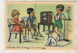 Gravure - Restitution D'une Chromolithographie Excécutée Par Germaine Bouret - Bouret, Germaine