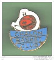 BASKET *** CLUB CHALON *** 1070 - Basketbal