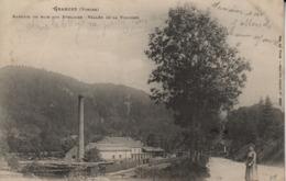 88  GRANGES Sur VOLOGNE  Raperie De Bois Aux Evelines  Vallée De La Vologne - Granges Sur Vologne