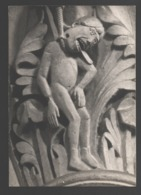 Vézelay - Basilique Sainte-Madeleine - Chapiteau De La Nef - Pendaison De Judas - Vezelay