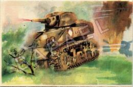 Armes De La Victoire - Char - Materiale