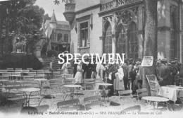 Le Pecq Spa Français - La Terrasse Du Café - Saint-Germain-en-Laye - St. Germain En Laye
