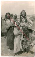 Belle Carte - Enfants - Zigeuner - Gitan - Gypsy - Serbia Balkan Mazedonien -  Allemande Carte Photo-1914-1918 WWI - War 1914-18