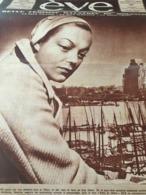 EVE 36 / CHAMINE SHANGHAI /LEO LARGUIER /LUCIEN BAROUX /EDITH CLARK PARACHUTISME /ANITA CONTI - Livres, BD, Revues