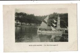CPA-Carte Postale France-Aix Les Bains- Le  Roi Georges Ier  VM8505 - Aix Les Bains