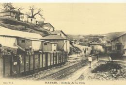 Matadi Entrée De La Ville   (2795) - Congo Belga - Otros