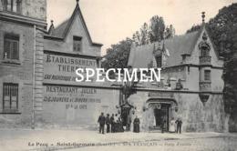 Le Pecq Spa Français - Porte D'entrée - Saint-Germain-en-Laye - St. Germain En Laye