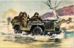 Armes De La Victoire - Jeep - Materiale