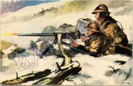 Armes De La Victoire - Mitrailleuse Lourde - Materiale