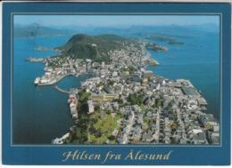 Hilsen Fra Alesund , Norvegia - Norvegia