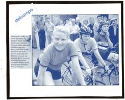 ARPAJON -  Championnat De France Cycliste Féminin,  Autour D' Arpajon Le Dimanche 7 Aout 1955 - Reproductions