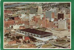 UNITED STATES, KANSAS - KANSAS CITY CONVENTION COMPLEX CPSM UNCIRCULATED CPM 1990 - Kansas City – Kansas