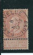 OCB 57 - Afstempeling BASSEVELDE - COBA 8 - 1893-1900 Schmaler Bart