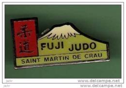 JUDO *** SAINT MARTIN DE CRAU *** 2001 - Judo
